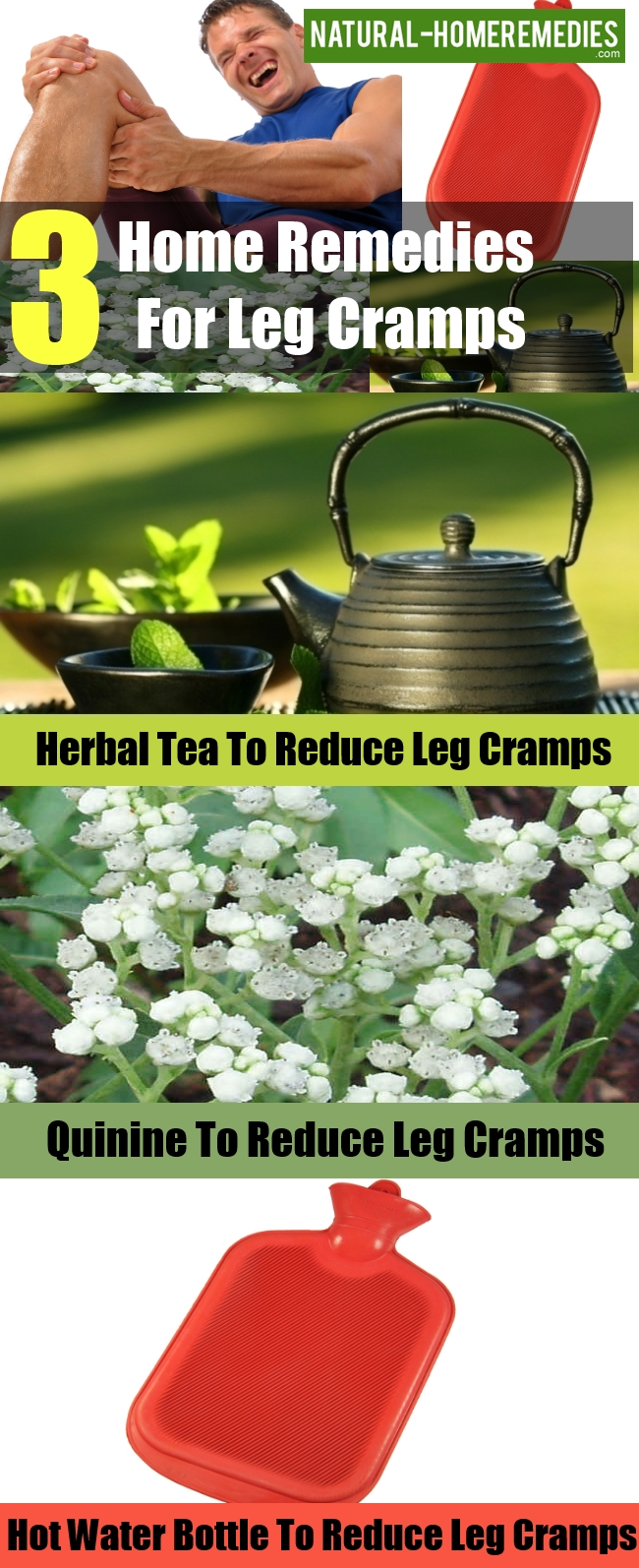 Natural Treatment For Nocturnal Leg Cramps