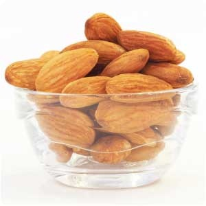 almonds for hair