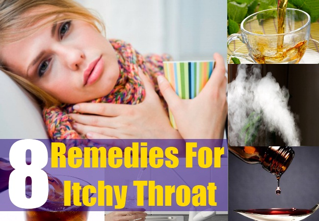Home remedies for sore throat and itchy ears inside