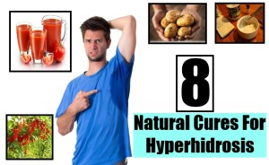 8 Natural Cures For Hyperhidrosis