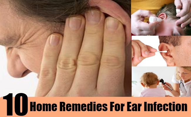 Quick Home Remedies For Ear Infection