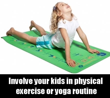 how to get kids fitness  ways to health  fitness for